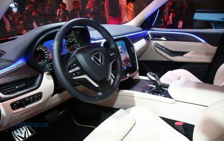 看起來是玩真的 越南自主品牌VinFast巴黎車展推兩概念作