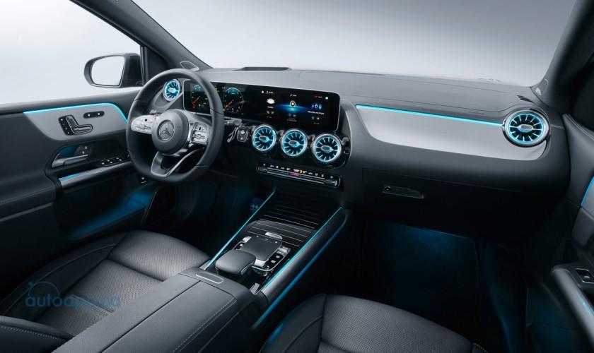 向新GLE外觀看齊 全新第三代B-Class巴黎車展亮相
