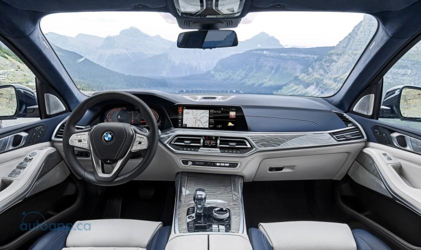 身長突破5.1米 BMW X7終於現身