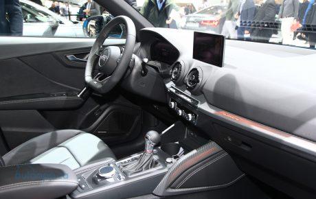 300hp的鋼砲CUV Audi SQ2零百加速只要4.8秒