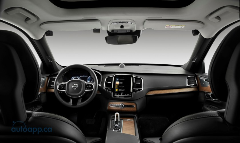 Autoapp ca » Volvo Cars to deploy in-car cameras